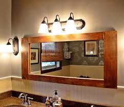 Bathroom Vanity With Mirror by Diy Bathroom Vanity Mirror Hometalk