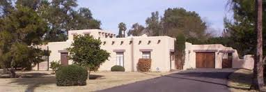 revival style homes pueblo revival architecture in the historic districts of