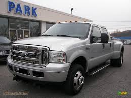 Ford F350 Truck Seats - 2006 ford f350 super duty lariat crew cab 4x4 dually in silver