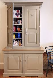 tall kitchen pantry cabinet furniture best 25 free standing pantry ideas on pinterest tall kitchen