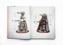 doctor who dalek the astounding untold history of the greatest