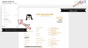 Resume Templates Free Google Docs Use Google Docs39 Resume Templates For A Free Good Looking