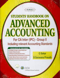 padhuka u0027s student handbook on advanced accounting for ca inter