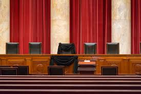 Supreme Furniture Chair Scalia To Lie In Repose At Supreme Court On Friday Wpmi