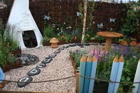 Gardening Ideas For Children Garden Design Ideas Child Friendly Pdf Gardening Pinterest Inside