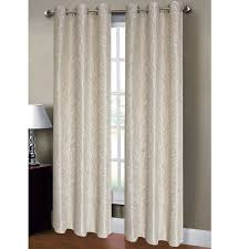 window elements savannah nature floral sheer curtain panels