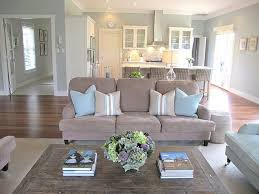 Graceful Color Schemes For Living Room And Kitchen Designs - Color schemes for family room