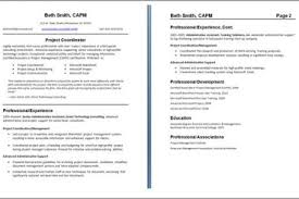 two page resume examples two page resume sample best resume