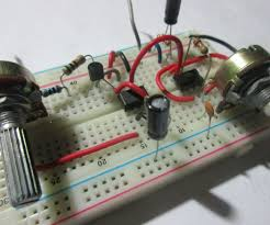 basic pwm motor speed control using 555 timer ics 8 steps