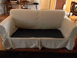 Slipcovers Made From Drop Cloths Drop Cloth Slipcover A Clayton Design