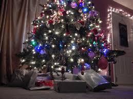 crazy christmas tree lights crazy christmas tree stock photo image of crazy lights 83456218