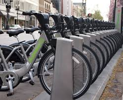 Boston Hubway Map by Hubway Corporate Membership A Better City