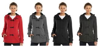 winter jackets black friday sale kohl u0027s women u0027s fleece peacoats as low as 17 99 each after