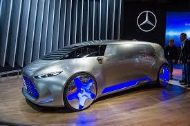 mercedes concept mercedes eq range to lead daimler ev product offensive autocar