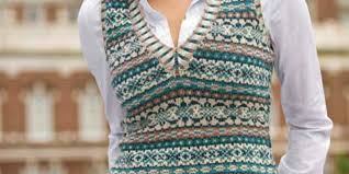 knitting fair isle how to weave in ends like a pro interweave