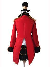 Lion Tamer Costume Ladies Circus Ringmaster Mistress Lion Tamer Uniform Fancy Dress