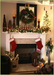 decorating above kitchen cabinets for christmas home design ideas decorating mantels for christmas