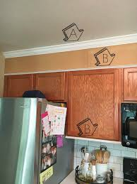 how tall are upper kitchen cabinets how to easily add height to your kitchen cabinets inspiration for moms