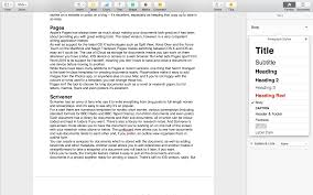 Best Resume App For Mac 2016 by Best Mac Word Processor 2017 Macworld Uk