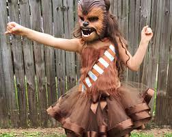 Chewbacca Halloween Costumes Chewbacca Etsy