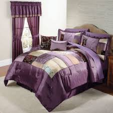 Endearing  Purple And Gray Bedroom Decorating Ideas Decorating - Purple bedroom design ideas