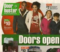 doors open target black friday target black friday 2010 ad scan