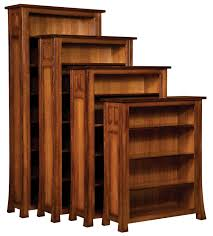 bookcases amish furniture by brandenberry amish furniture
