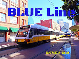 Dart Map Dallas by Dallas Dart Blue Line Super Light Rail To Rowlett
