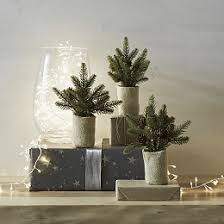 trees view all decorations holidays the white