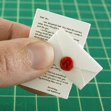 send tiny letters today the world u0027s smallest post service