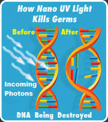 how ultraviolet light kills bacteria advanced products for eradicating mrsa c diff norovirus and all