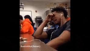 Black Guy Crying Meme - black guy gifs search find make share gfycat gifs