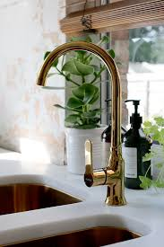 Kitchen Faucets Uk The Best Source For Gold Copper And Black Taps In The Uk Swoon