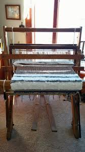 Bench Loom Rving The Usa Is Our Big Backyard Little Dandy Rug Loom For Sale