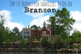 top 10 things for families to do in branson trekaroo