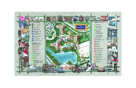 Universal Orlando Map by 2016 Big Brothers Big Sisters Of America National Conference
