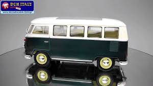 volkswagen classic bus volkswagen classic bus 1962 welly 1 24 youtube