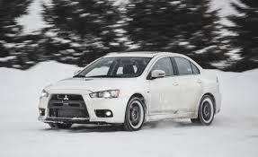 2015 mitsubishi lancer evolution mr test u2013 review u2013 car and driver