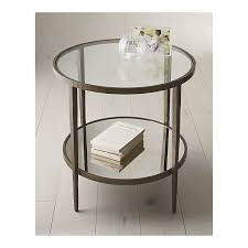 round glass side table 16 best tables images on pinterest occasional tables bedside