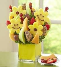 fruit arrangements los angeles buy mugable sweet and smiley gift basket from ingallina s box
