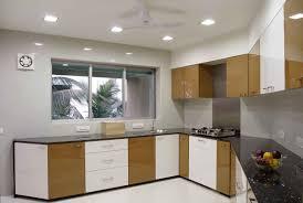 kitchen island black granite countertop modern interior design bay