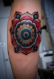 40 wonderful elbow tattoos
