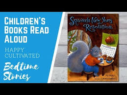 new year s resolutions books squirrel s new year s resolution book new years books for kids