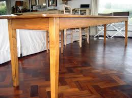 for sale rare french dining table long narrow curiously modern