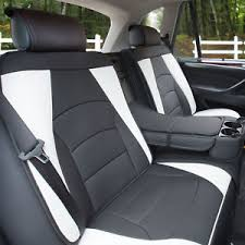 Leather Bench Seat Cushions Car Suv Truck Pu Leather Seat Cushion Covers Rear Bench Seats