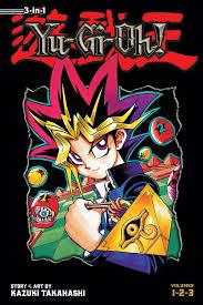 review u0027yu gi oh u0027 3 in 1 volume 1 u2014 good comics for kids