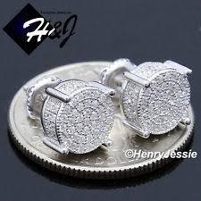 back earrings for men diamond earrings studs for men ebay