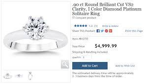 Costco Wedding Rings by Costco Review Can You Save Money
