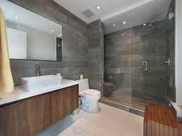 Master Bathroom Shower Ideas Modern Master Bathroom With Frameless Shower Doors By Dulles Glass