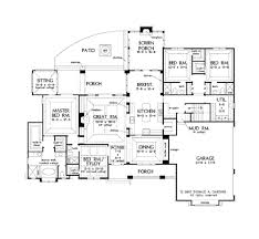 single open floor plans single level house plans open floor plans for single